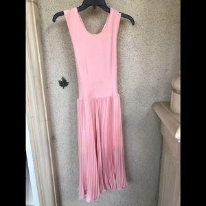 Halston Heritage Pink Dress🌸
